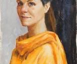 Carla in Orange