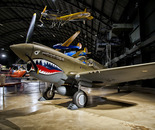 Curtiss P-40 Kittyhawk Flying Tigers