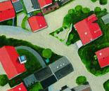 German Villages Flooded