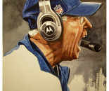 Tom Coughlin ( a portrait )