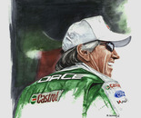 John Force ( a portrait )