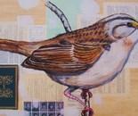 Self Portrait as a Bird