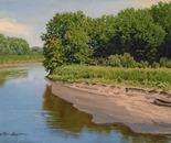 A Prairie River Summer