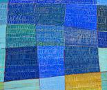 No Title, 2008, gouache, ink on canvas, 150 x 120 cm