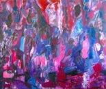 "Pulse_60 X 70""_oil/canvas"