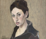 Portrait of young woman{Anna}