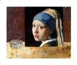 Still life with Vermeer