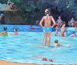 Kew Beach Wading pool