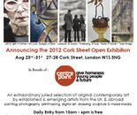 Finalist for the 5th Cork Street Open Exhibition in London's Mayfair