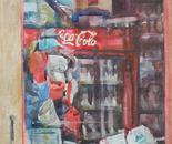 The Coke Marchine