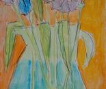 vrolijke bloemen in de kan 1