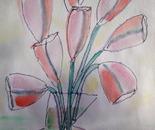mijn tulpen vandaag