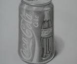 cola (pencil, 16cm x 22cm)