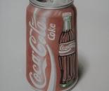 cola (water color, 16cm x 22cm)