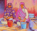 women from south Morocco