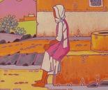young moroccain girl