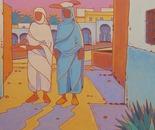 south Moroccain women