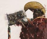 Sound of Silence (2006, Oil on Canvas, 135cm x 120cm)