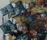 Sacred Sound No.5 (2007, Oil on Canvas, 170cm x 135cm)