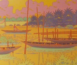 Vietnamese river