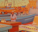 harbour in morocco