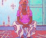 woman in Zanzibar