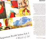 """International World Artists Vol. I"" , 2013"