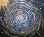 Nascita dell'Universo, 90x90, 2013