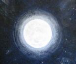 My Moon, 2012, 90x90