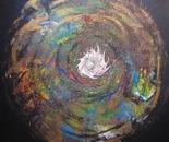 La Nascita di un'Idea, 90x90, 2009