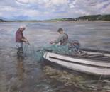 The Seine Net Fishermen