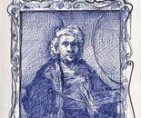 Sketch After Rembrandt