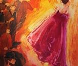 Adoration of beauty - Silkcolor®