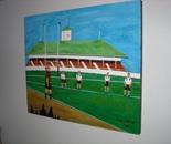 Boys Football match in North Sydney