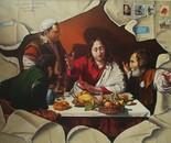 Tribute to the Caravaggio