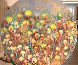 Balls of flowers