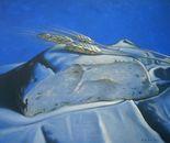 """Tradizioni"" olio su tela cm, 40x50"