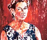 KAY LIPTON Sefl-Portrait