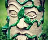 Green Man Vessel