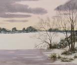 winter landscape 602