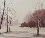winter landscape 607