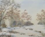 winter landscape 612