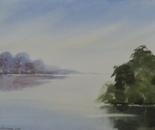lakeside landscape 613