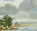 lakeside landscape 622