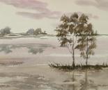watercolor landscape 628