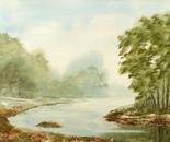 riverbanks landscape 629