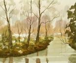riverside landscape 639