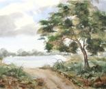 landscape painting 657