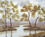 riverside landscape 661