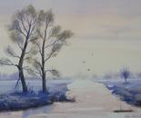riverside landscape 662